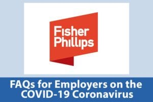FAQs for Employers on the COVID-19 Coronavirus