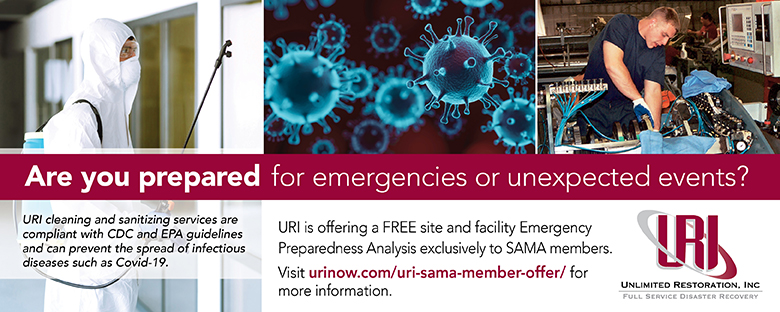 URI special offer for SAMA members